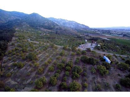 0000 SOUTH MOUNTAIN ROAD Santa Paula, CA MLS# 219006845