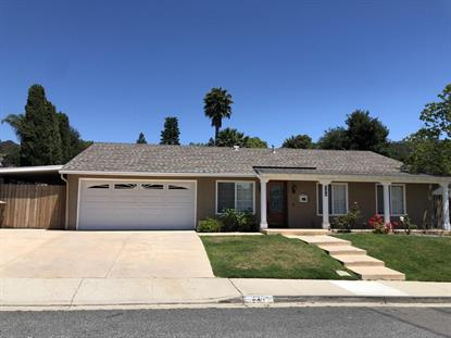 640 BARRINGTON COURT Newbury Park, CA MLS# 219007239