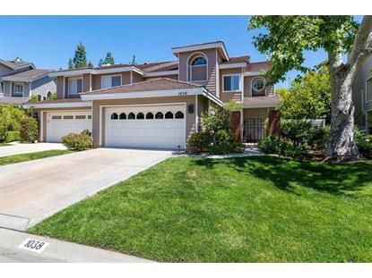 1038 TERRACE HILL CIRCLE Westlake Village, CA MLS# 219007333
