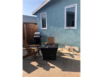 118 EAST SIMPSON STREET Ventura, CA MLS# 219007334