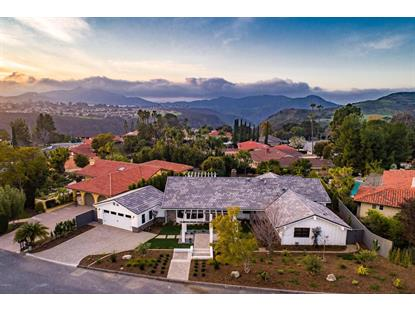1329 CAMINO CRISTOBAL Thousand Oaks, CA MLS# 219007666