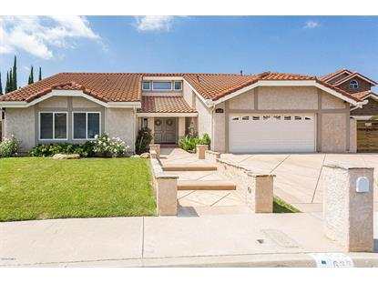 633 COURTNEY COURT Newbury Park, CA MLS# 219008548