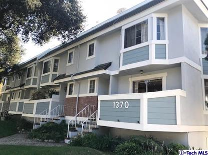 1370 EAST ORANGE GROVE BOULEVARD #16 Pasadena, CA MLS# 318004622