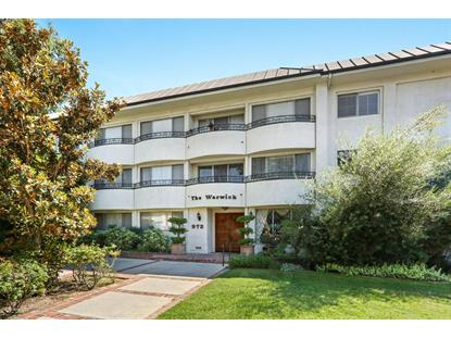 972 EAST CALIFORNIA BOULEVARD #307 Pasadena, CA MLS# 818004495