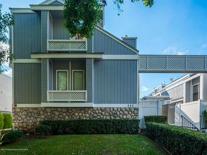 111 SOUTH SIERRA MADRE BOULEVARD #3 Pasadena, CA MLS# 818005007