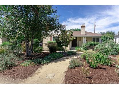 5725 VESPER AVENUE Sherman Oaks, CA MLS# SR18222424