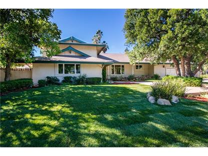 16900 PINERIDGE DRIVE Granada Hills, CA MLS# SR18228044