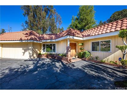 16910 ESCALON DRIVE Encino, CA MLS# SR18237066