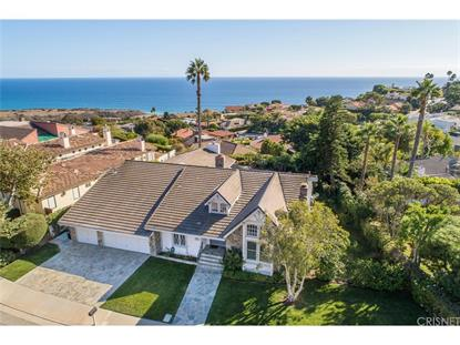 24622 SKYLINE VIEW DRIVE Malibu, CA MLS# SR18244963