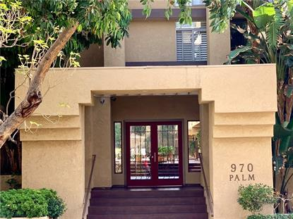 970 PALM AVENUE #206 West Hollywood, CA MLS# SR18256854