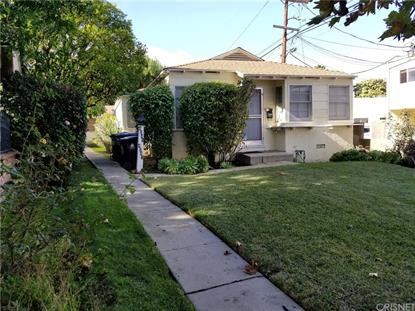 4243 MAMMOTH AVENUE Sherman Oaks, CA MLS# SR18284035
