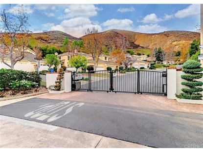 5484 WESTVIEW COURT Westlake Village, CA MLS# SR19002296