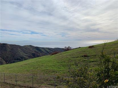 26200 LOCKWOOD ROAD Malibu, CA MLS# SR19007912