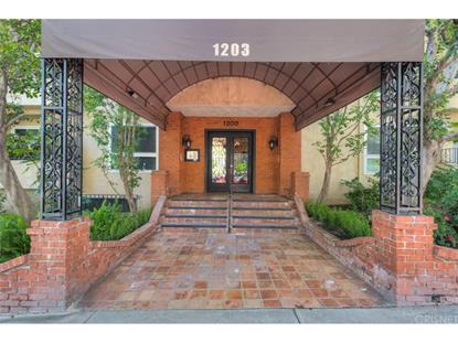 1203 NORTH SWEETZER AVENUE #211 West Hollywood, CA MLS# SR19033320