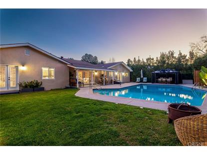 15967 MEADOWCREST ROAD, Sherman Oaks, CA