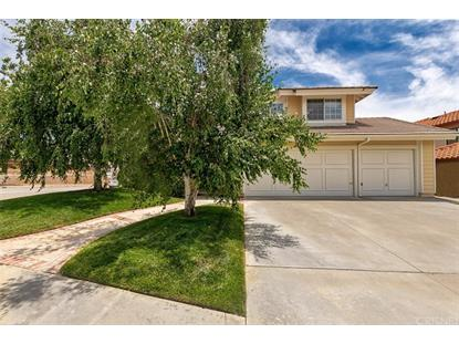 17734 SILVERSTREAM DRIVE Canyon Country, CA MLS# SR19138559