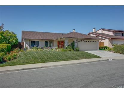 826 BRIGHT STAR STREET Thousand Oaks, CA MLS# SR19139106