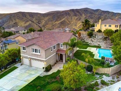 17195 SUMMIT HILLS DRIVE Canyon Country, CA MLS# SR19217405