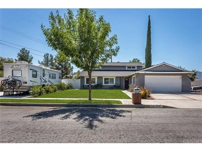 17824 SILVERSTREAM DRIVE Canyon Country, CA MLS# SR19237877