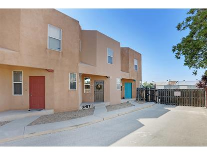 615 Menaul Boulevard NW Unit I Albuquerque, NM MLS# 947130