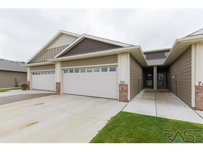 721 E El Dorado Ct Sioux Falls, SD MLS# 21903956