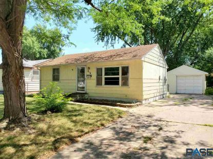 816 N Hudson Ave Sioux Falls, SD MLS# 22004862