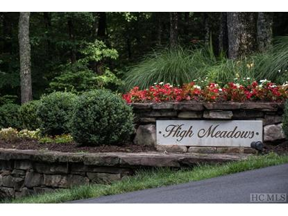 329 Meadowcrest Drive  Cashiers, NC MLS# 88815