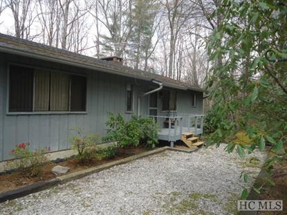 156 Timber Ridge Drive  Cashiers, NC MLS# 89995