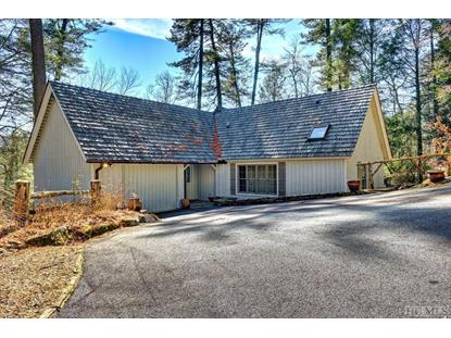 38 Indian Pipe Road  Cashiers, NC MLS# 92888